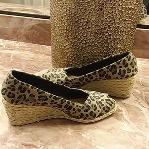 Ralph Lauren  wedge shoes